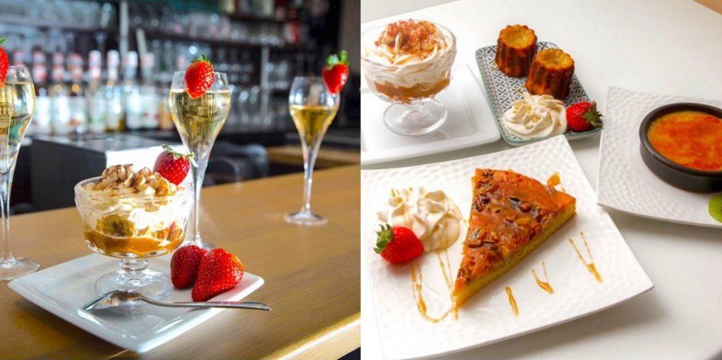 le donjon bar tapas desserts faits maison toulouse capitole