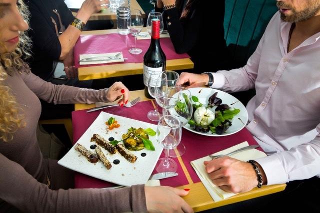le donjon Bar tapas restaurant toulouse capitole restaurant Le donjon